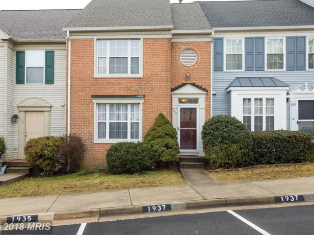1937 Inglebrook Drive, Woodbridge, VA 22192 (#PW10158746) :: Green Tree Realty
