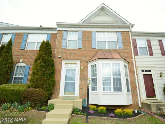 4389 Torrence Place, Woodbridge, VA 22193 (#PW10173924) :: The Withrow Group at Long & Foster