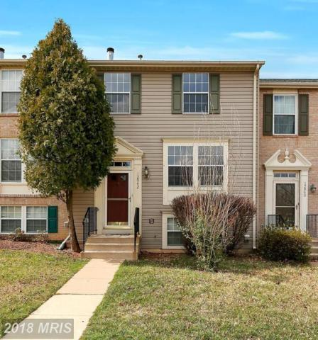 12942 Augustus Court, Woodbridge, VA 22192 (#PW10186410) :: AJ Team Realty