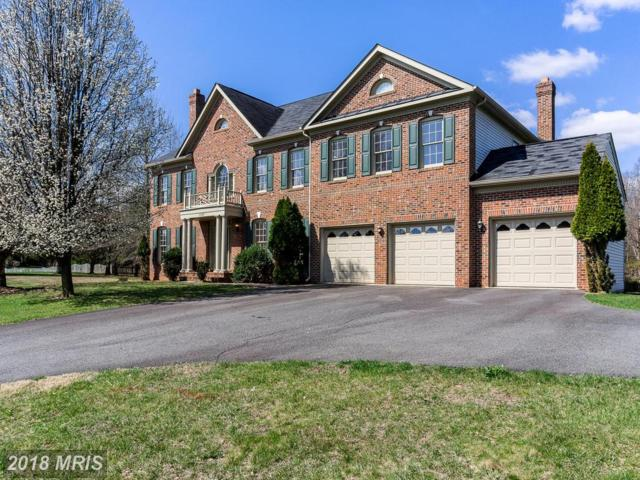 5729 Yewing Way, Gainesville, VA 20155 (#PW10211178) :: Green Tree Realty