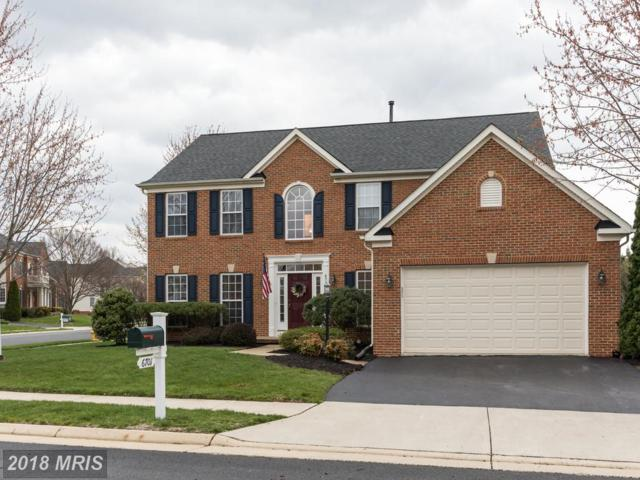 6701 Jackpin Place, Gainesville, VA 20155 (#PW10211775) :: Network Realty Group