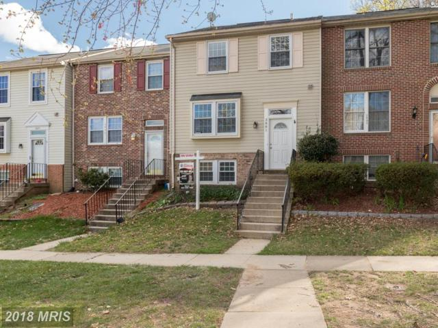 3881 Sunny Brook Court, Woodbridge, VA 22192 (#PW10215131) :: AJ Team Realty