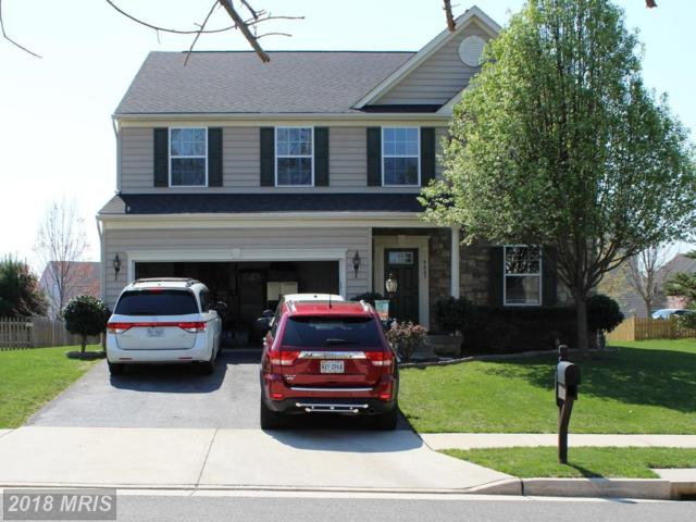 9487 Merrimont Trace Circle, Bristow, VA 20136 (#PW10216419) :: Network Realty Group