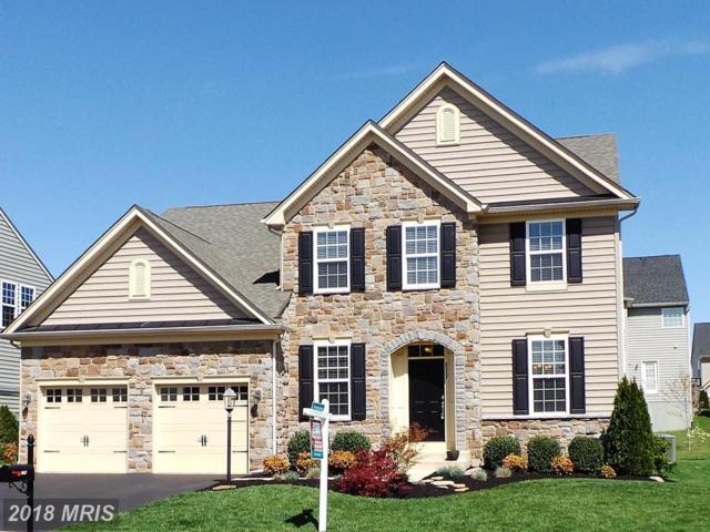 8967 Fenestra Place, Gainesville, VA 20155 (#PW10221574) :: The Putnam Group
