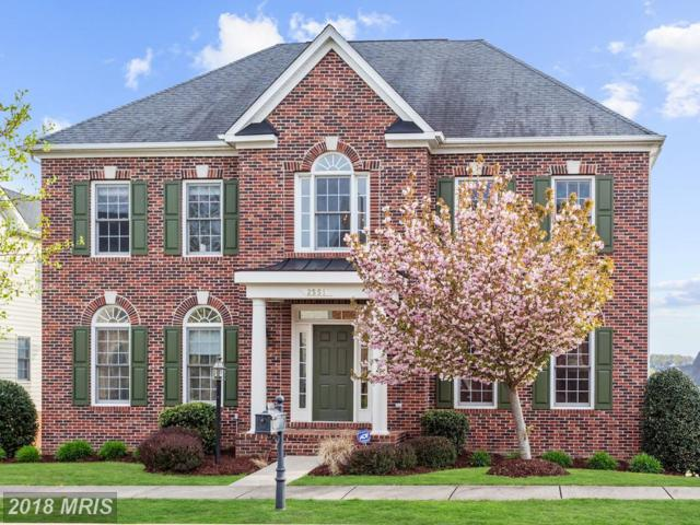 2551 Transom Place, Woodbridge, VA 22191 (#PW10221638) :: The Putnam Group