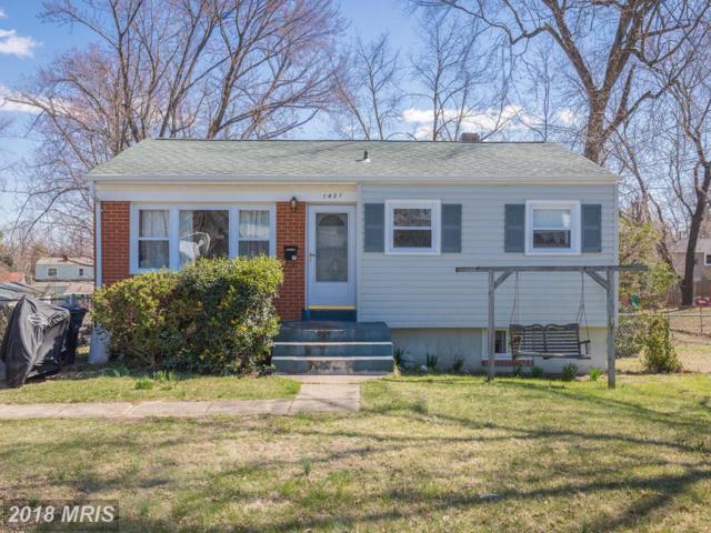 1421 Kentucky Avenue, Woodbridge, VA 22191 (#PW10233067) :: Green Tree Realty