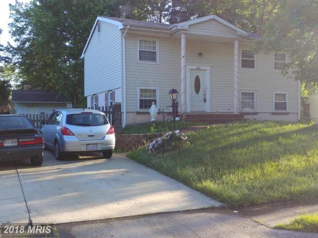 4703 Kentwood Lane, Woodbridge, VA 22193 (#PW10249537) :: RE/MAX Plus