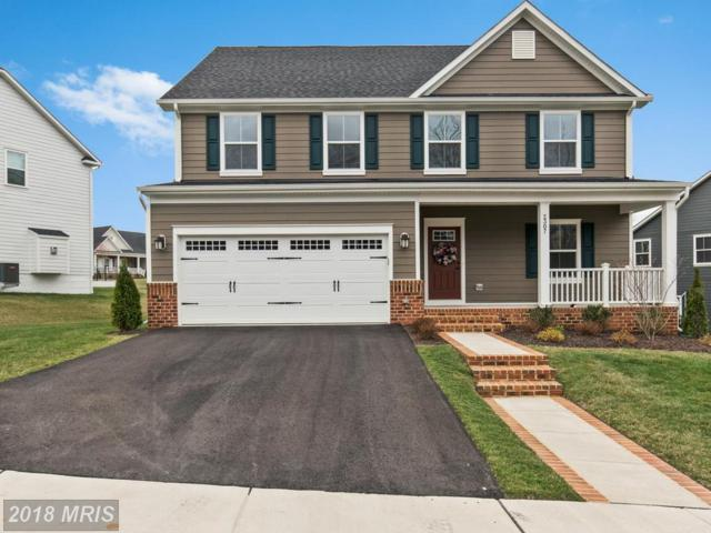 2307 Sweet Pepperbrush Loop, Dumfries, VA 22026 (#PW10267456) :: The Gus Anthony Team