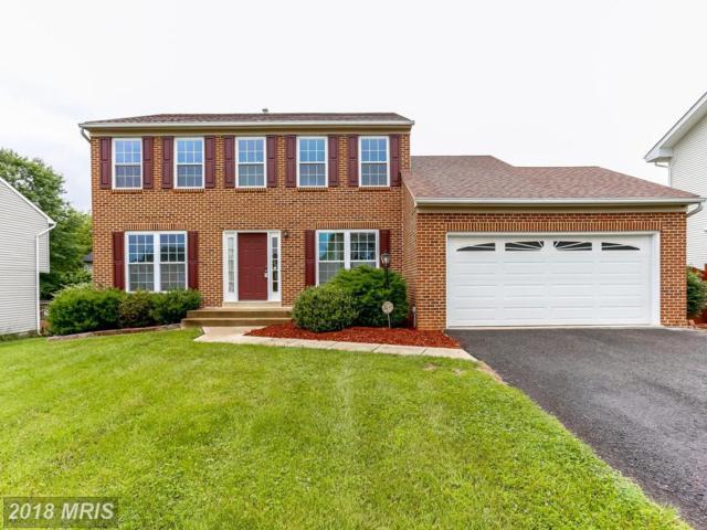 13827 Redstone Drive, Woodbridge, VA 22193 (#PW10268397) :: Pearson Smith Realty