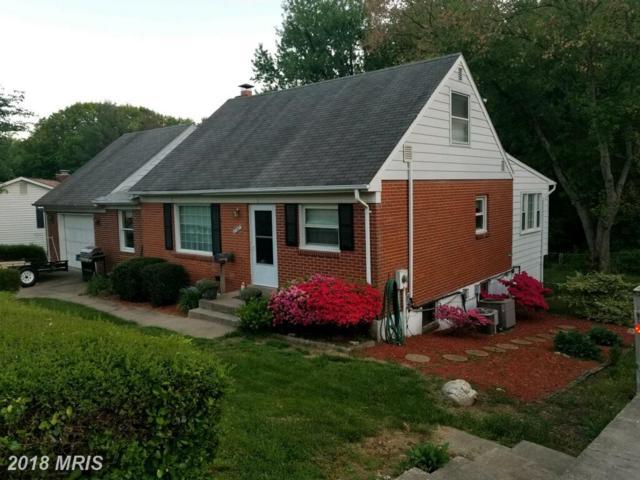 3587 Forestdale Avenue, Woodbridge, VA 22193 (#PW10278732) :: AJ Team Realty
