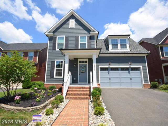 2432 Glouster Pointe Drive, Dumfries, VA 22026 (MLS #PW10289308) :: Explore Realty Group