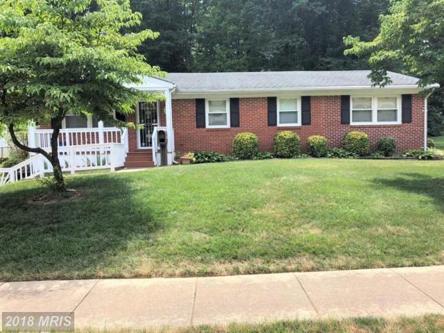 4541 Evansdale Road, Woodbridge, VA 22193 (MLS #PW10305302) :: Explore Realty Group