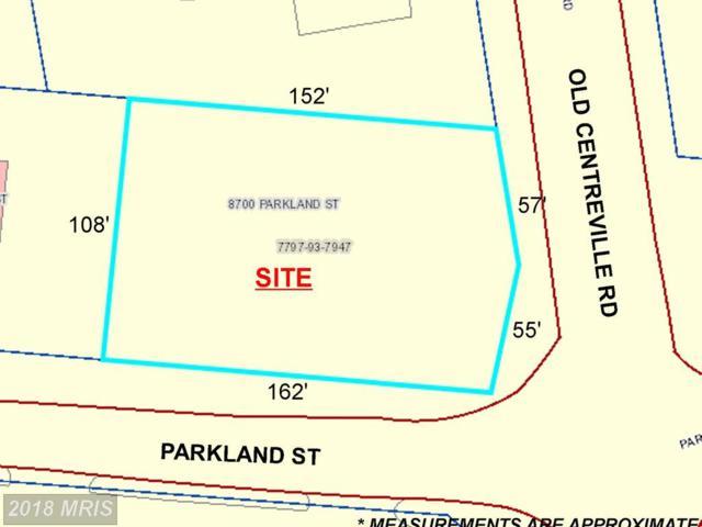 8700 Parkland Street, Manassas, VA 20111 (#PW10307966) :: Arlington Realty, Inc.