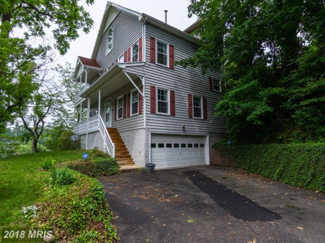 131 Washington Street, Occoquan, VA 22125 (#PW10324503) :: The Maryland Group of Long & Foster