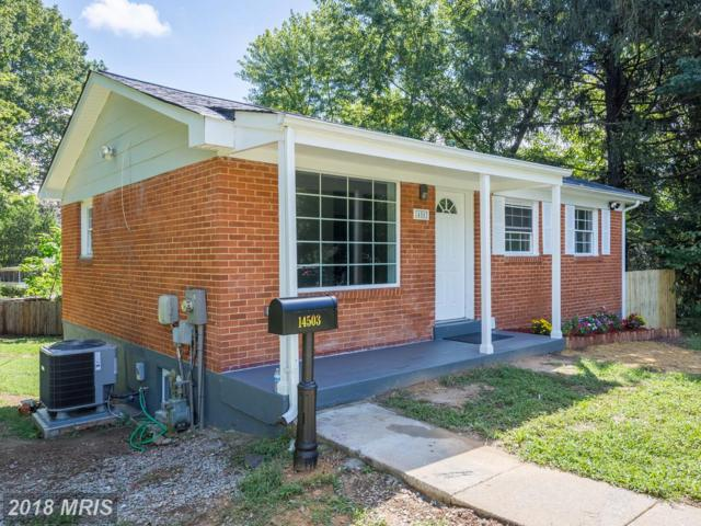 14503 Birchdale Avenue, Woodbridge, VA 22193 (#PW10336450) :: Keller Williams Pat Hiban Real Estate Group