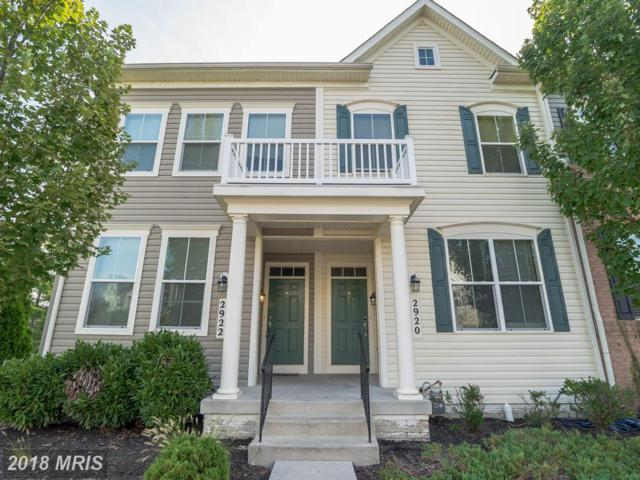 2922 Chinkapin Oak Lane, Woodbridge, VA 22191 (#PW10341698) :: Browning Homes Group