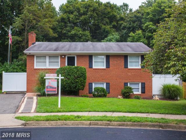 3801 Derby Court, Woodbridge, VA 22193 (#PW10346766) :: The Maryland Group of Long & Foster