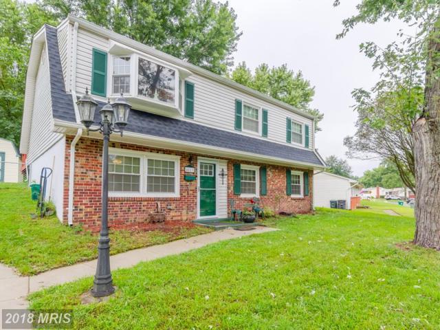 4511 Kenwood Drive, Woodbridge, VA 22193 (#PW10346934) :: The Maryland Group of Long & Foster