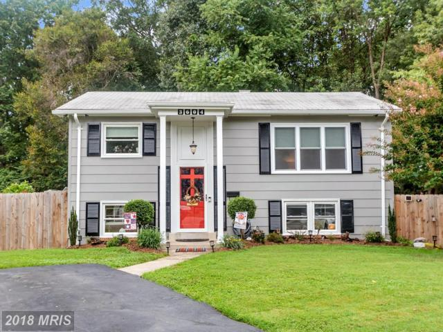 3604 Fayette Court, Woodbridge, VA 22193 (#PW10347763) :: The Maryland Group of Long & Foster