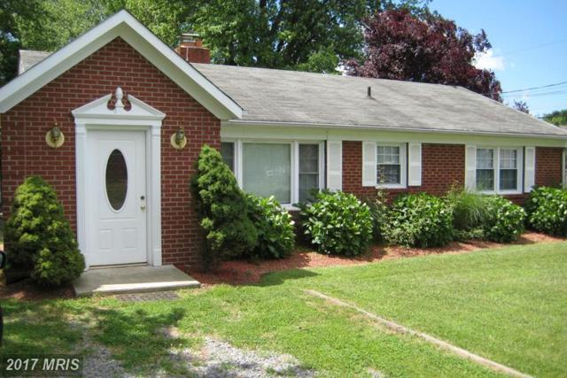 1109 Linden Street, Woodbridge, VA 22191 (#PW9926261) :: LoCoMusings