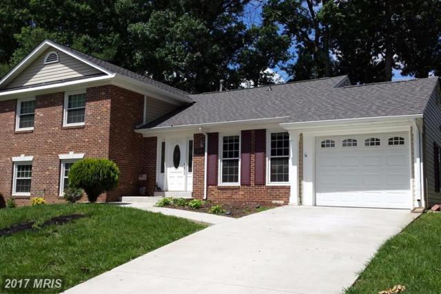 12202 Oakwood Drive, Woodbridge, VA 22192 (#PW9971965) :: LoCoMusings