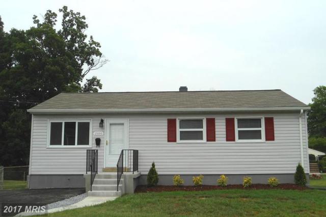 1500 Maryland Avenue, Woodbridge, VA 22191 (#PW9986287) :: LoCoMusings