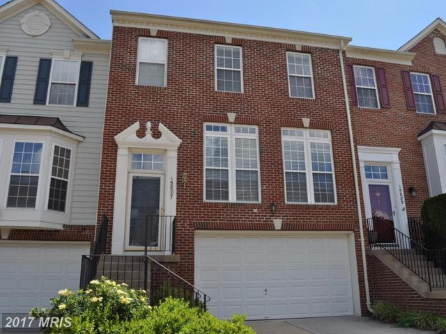 15807 Cotton Tail Court, Woodbridge, VA 22191 (#PW9994571) :: LoCoMusings