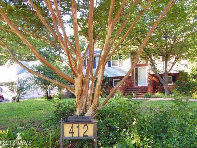 412 Bay City Road, Stevensville, MD 21666 (#QA10003145) :: LoCoMusings