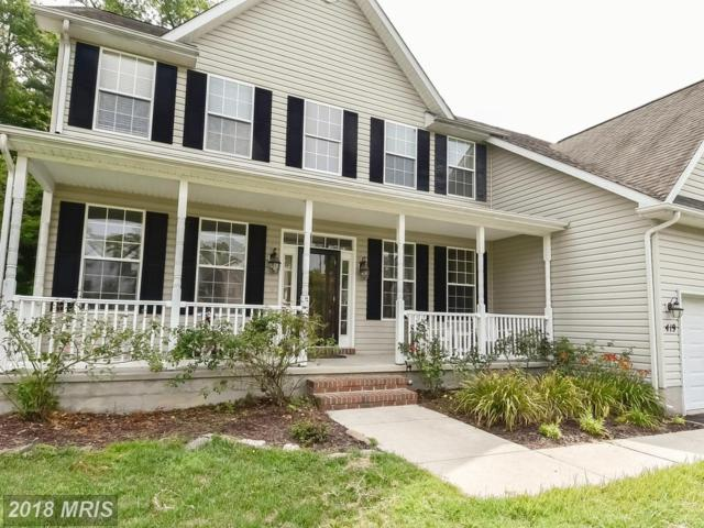 419 Loblolly Way, Grasonville, MD 21638 (#QA10196796) :: Maryland Residential Team