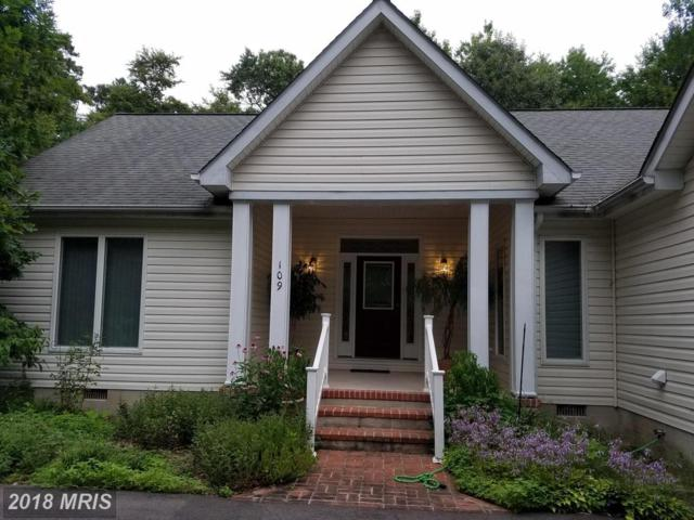109 Gloucester Road, Queenstown, MD 21658 (#QA10320669) :: The Riffle Group of Keller Williams Select Realtors