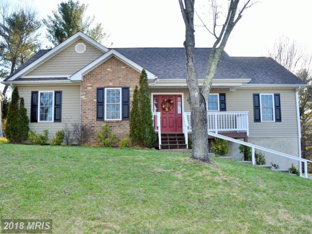 3021 Parham Drive, Roanoke, VA 24014 (#RK10185026) :: The MD Home Team
