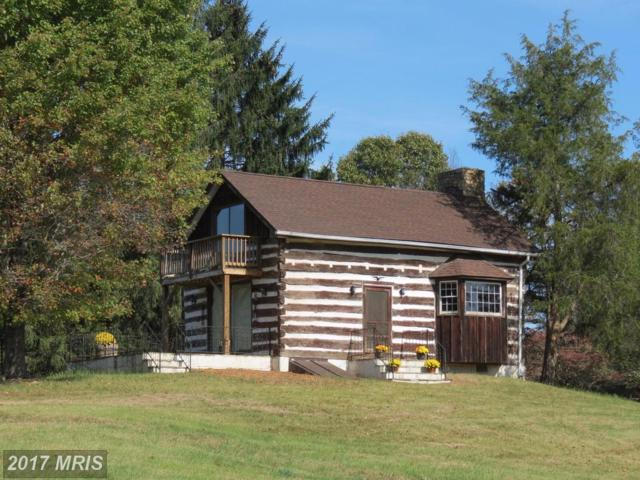1553 North Poes Road, Flint Hill, VA 22627 (#RP10090660) :: Pearson Smith Realty