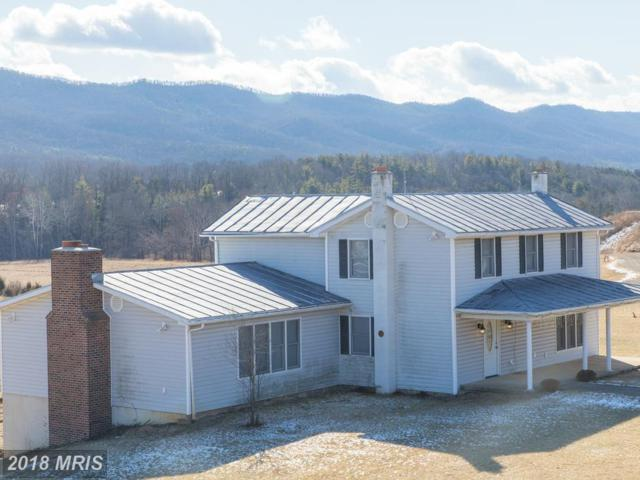 6836 Fort Valley Road, Fort Valley, VA 22652 (#SH10133710) :: Blackwell Real Estate