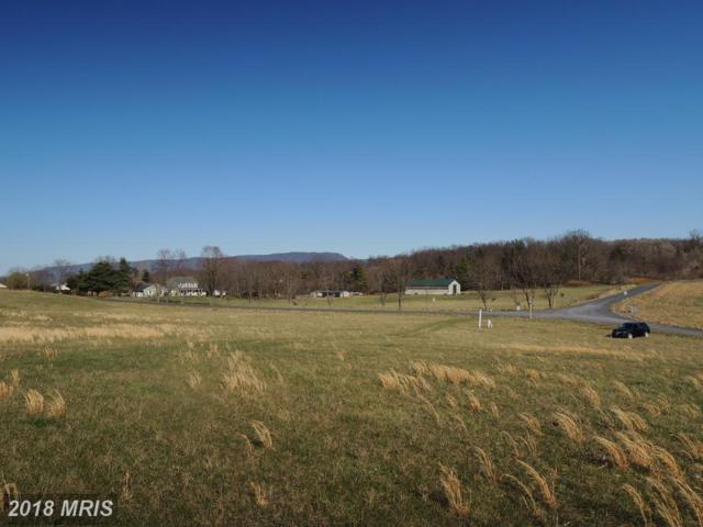 LOT 5-HFCC Pinewoods Road, Quicksburg, VA 22847 (#SH10196372) :: Green Tree Realty