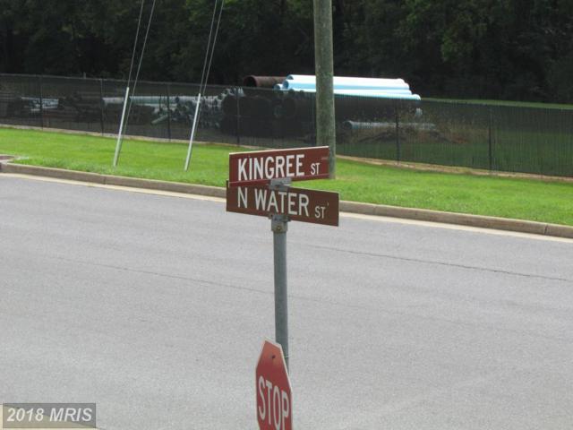 0-LOT 15 N. Water Street, Woodstock, VA 22664 (#SH10321537) :: The Savoy Team at Keller Williams Integrity