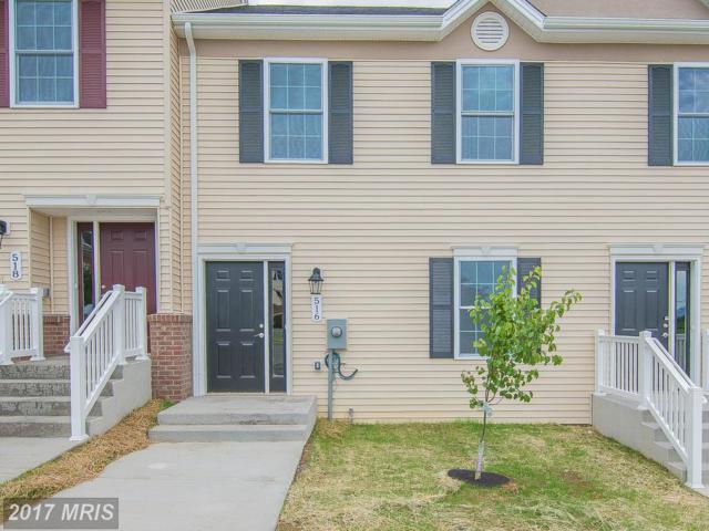 516 Hotchkiss Drive, Woodstock, VA 22664 (#SH9995442) :: Pearson Smith Realty