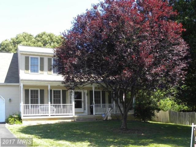 5907 Cedar Ridge Lane, Fredericksburg, VA 22407 (#SP10008154) :: LoCoMusings