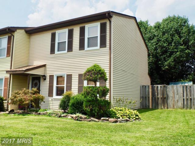5217 Daffodil Drive, Fredericksburg, VA 22407 (#SP10010867) :: Green Tree Realty
