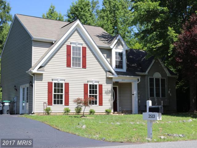 2513 Pittston Road, Fredericksburg, VA 22408 (#SP10033980) :: Pearson Smith Realty