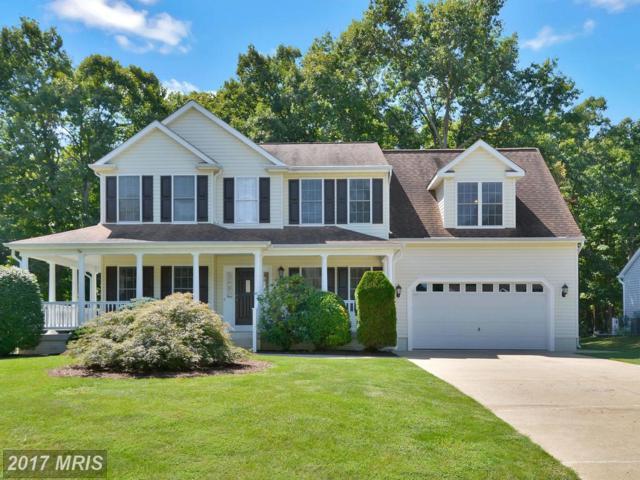 9523 Charlesfield Drive, Fredericksburg, VA 22407 (#SP10042378) :: Pearson Smith Realty