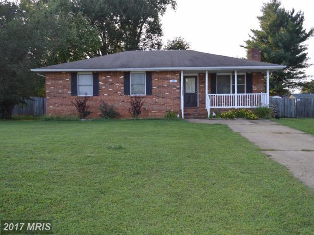 301 Brooks Drive, Fredericksburg, VA 22408 (#SP10047532) :: LoCoMusings