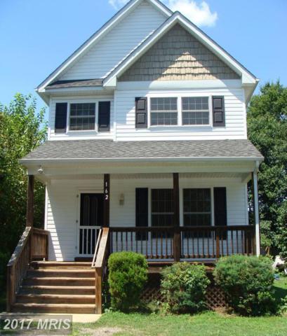 162 Mansfield Street, Fredericksburg, VA 22408 (#SP10051279) :: LoCoMusings