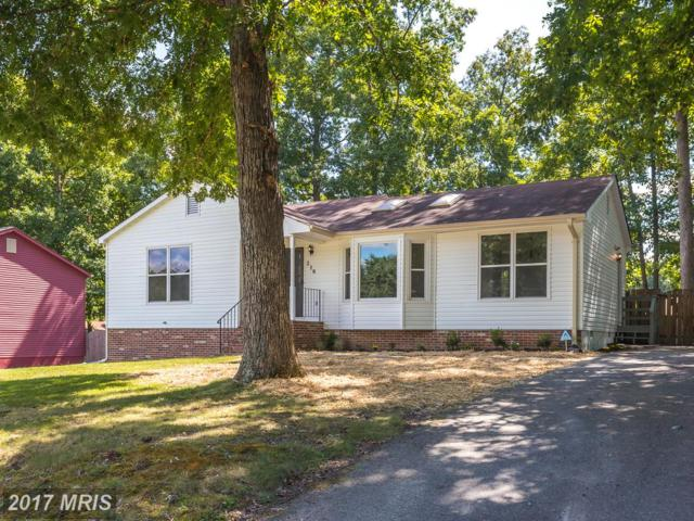 216 Gallimore Drive, Fredericksburg, VA 22407 (#SP10052814) :: Pearson Smith Realty