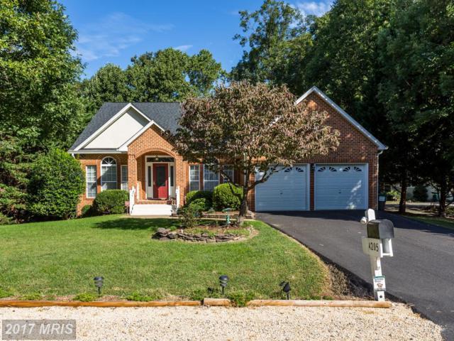 4205 Mount Vernon Place, Fredericksburg, VA 22408 (#SP10054346) :: Green Tree Realty