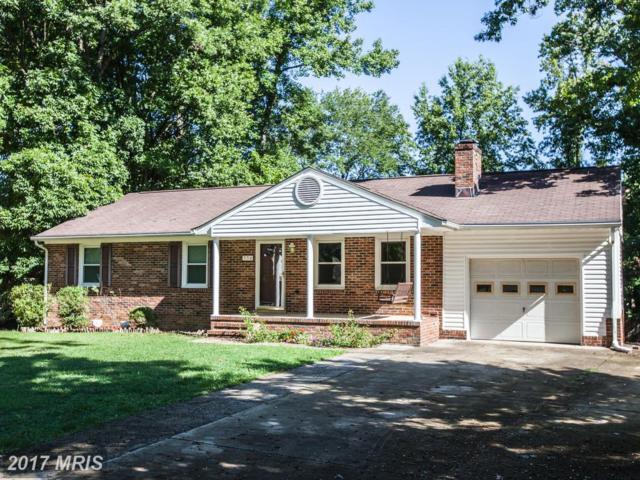 334 Tulip Circle, Fredericksburg, VA 22408 (#SP10057252) :: LoCoMusings