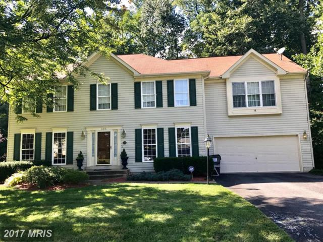 6618 Willow Pond Drive, Fredericksburg, VA 22407 (#SP10058720) :: LoCoMusings
