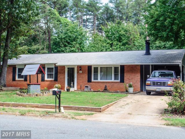 101 Winewood Drive, Locust Grove, VA 22508 (#SP10060457) :: Green Tree Realty