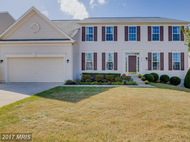9716 Glenn Brooke Court, Fredericksburg, VA 22407 (#SP10077086) :: Pearson Smith Realty