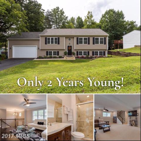 11007 Huntington Woods Circle, Fredericksburg, VA 22407 (#SP10081079) :: RE/MAX Cornerstone Realty