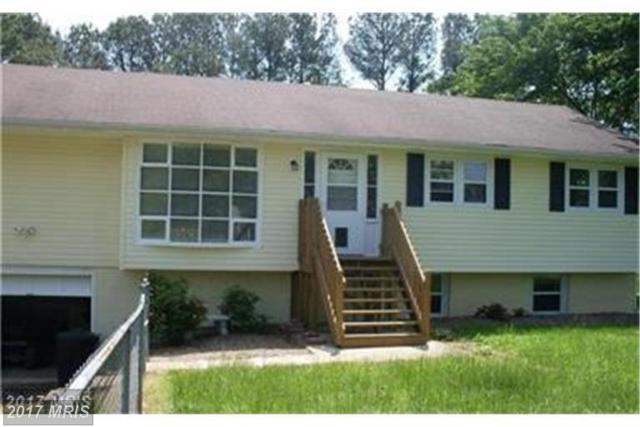 9610 Rapidan Drive, Fredericksburg, VA 22407 (#SP10087511) :: Colgan Real Estate